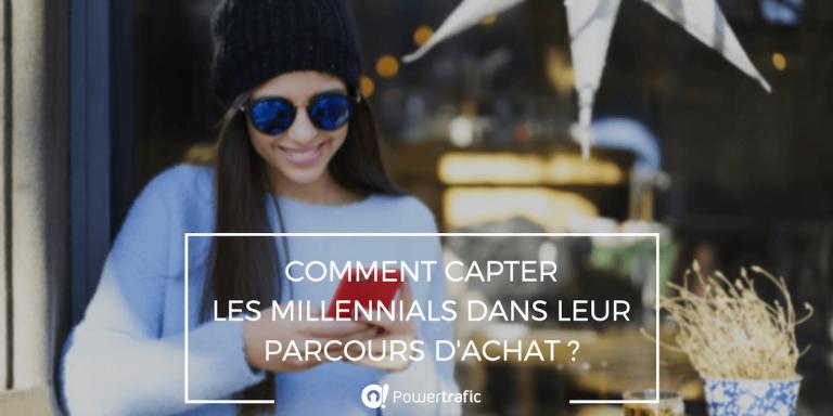 Comment capter les Millennials dans leur parcours d'achat ?