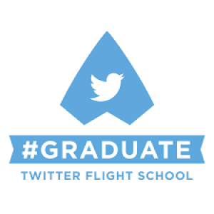 Logo twitter graduate