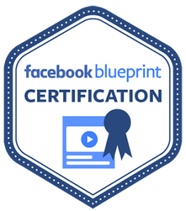 Logo certification facebook