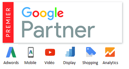 Logo certification google partner premier