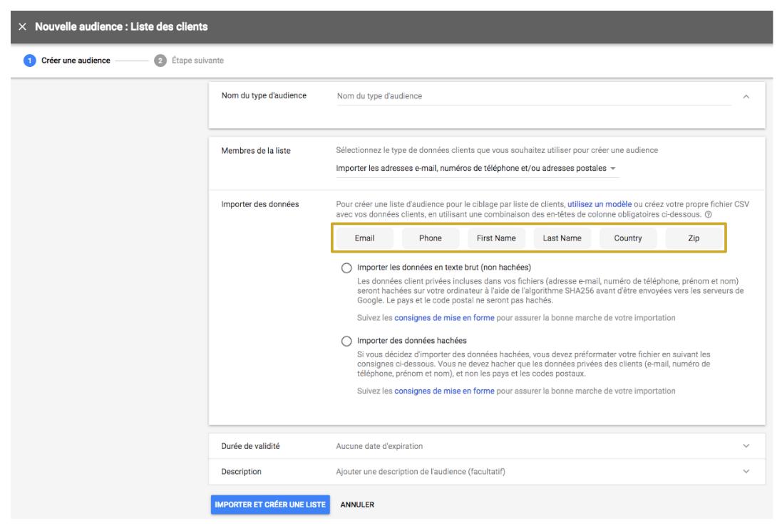 Nouveauté AdWords : amélioration des Customer Match