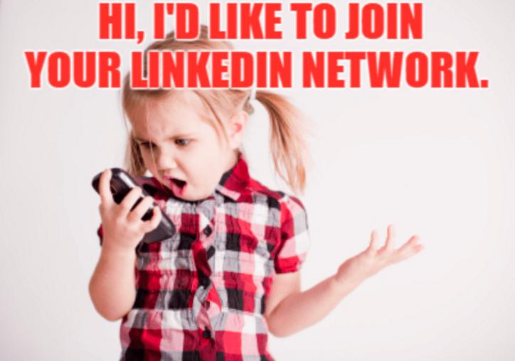 Conseils pour envoyer une invitation sur LinkedIn