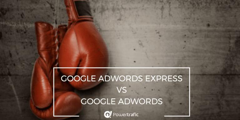 Définition et fonctionnalité d'AdWords Express