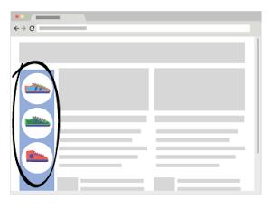 Emplacements annonces Google AdWords