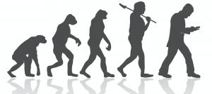Vidéo verticale : passage de l'homo sapiens à l'homo mobilis