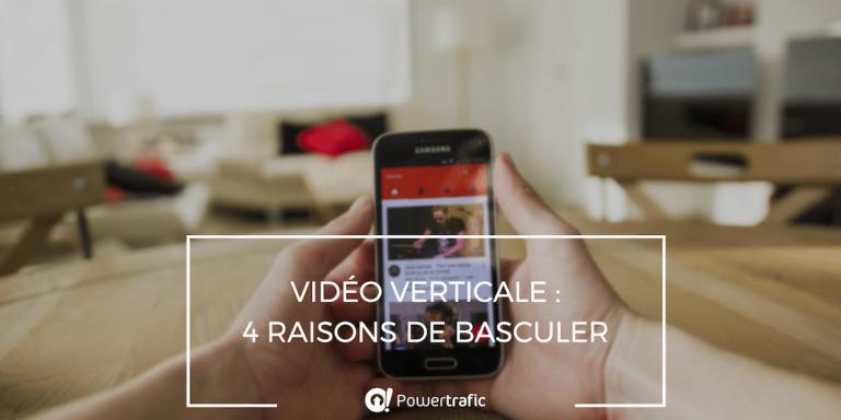 Vidéo verticale : 4 raisons d'améliorer vos bannières digitales