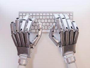 L'intelligence artificielle rédige des contenus optimisés SEO