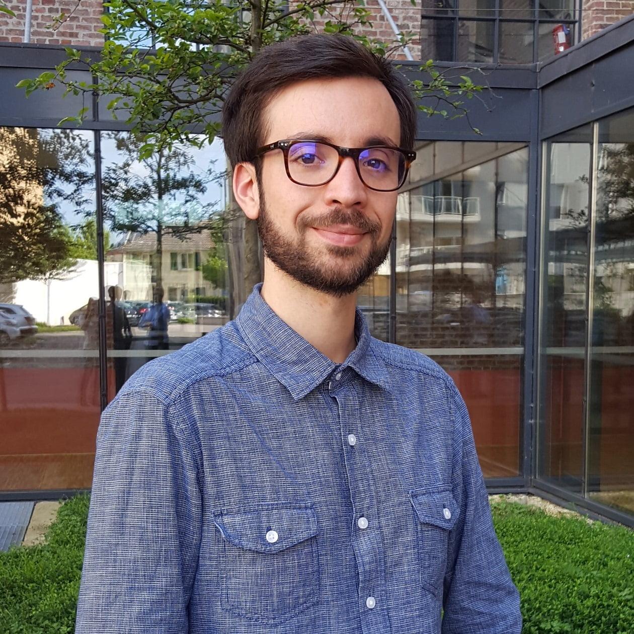 Lucas Reverdy : Social Media Manager