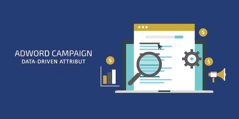 Google AdWords et le data driven attribution