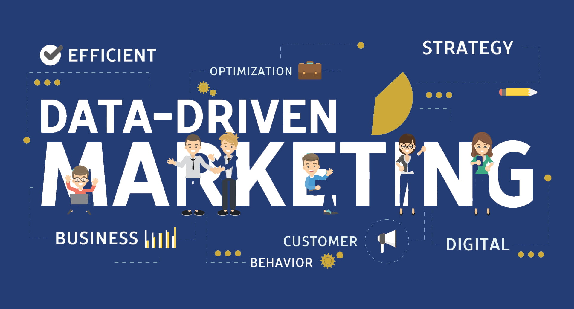 Data driven marketing : definition