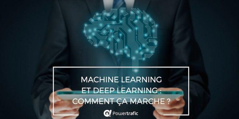 Machine learning et deep learning, quelles conséquences sur le SEO ?