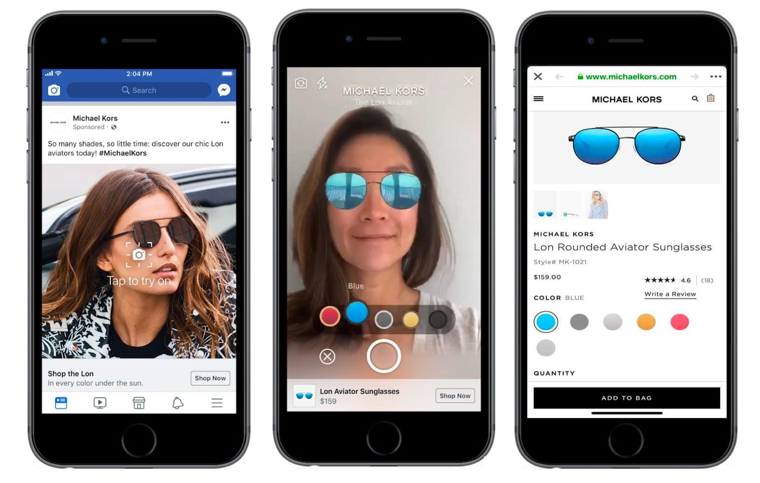 La publicité en réalité virtuelle arrive sur Facebook