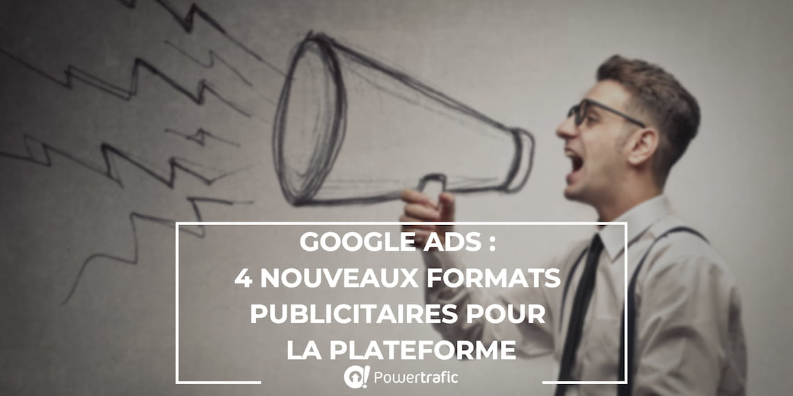 Présentation des nouveautés de Google Ads au Google Marketing Live.