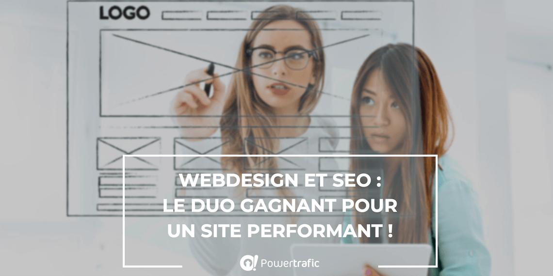 Webdesign et SEO : le duo gagnant pour un site performant !