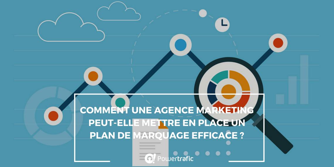 Comment une agence marketing peut-elle mettre en place un plan de marquage efficace ?