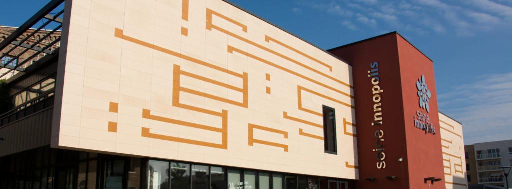 Normandie du futur : Seine Innopolis, pépinière dédié au numérique à Rouen