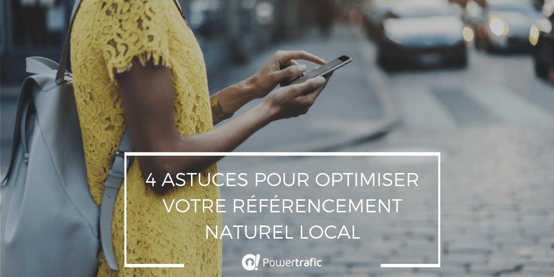 4 astuces pour optimiser votre référencement naturel local