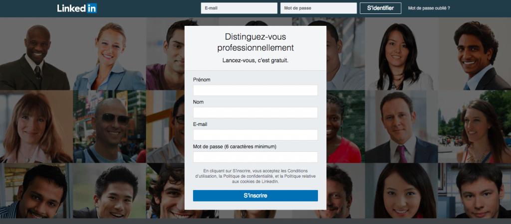 LinkedIn : le réseau social destiné aux professionnels