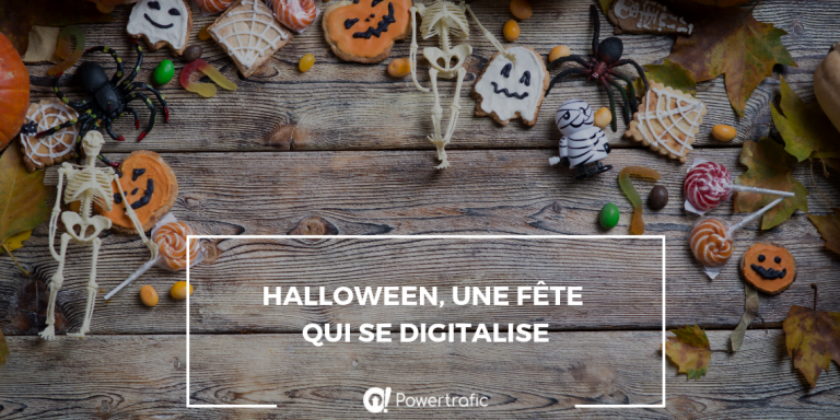 Halloween se digitalise : comment adapter votre stratégie digitale ?