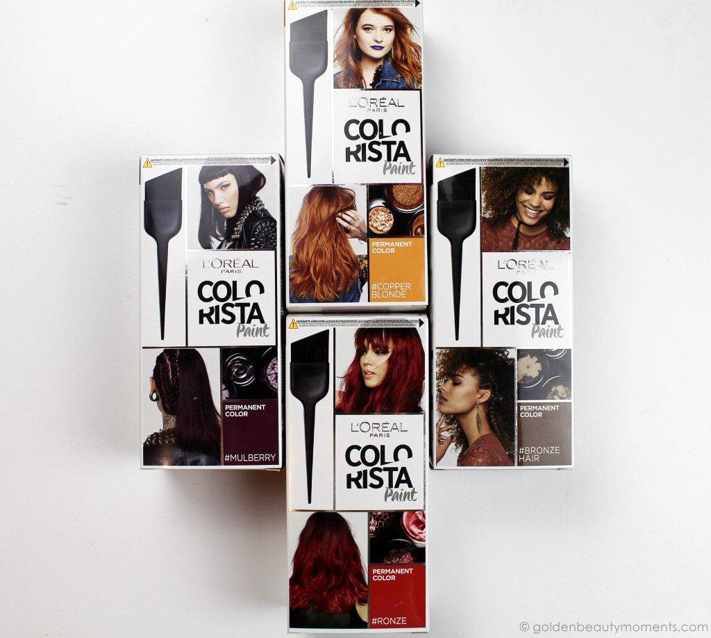 Native Advertising de L'Oréal par le biais des packagings
