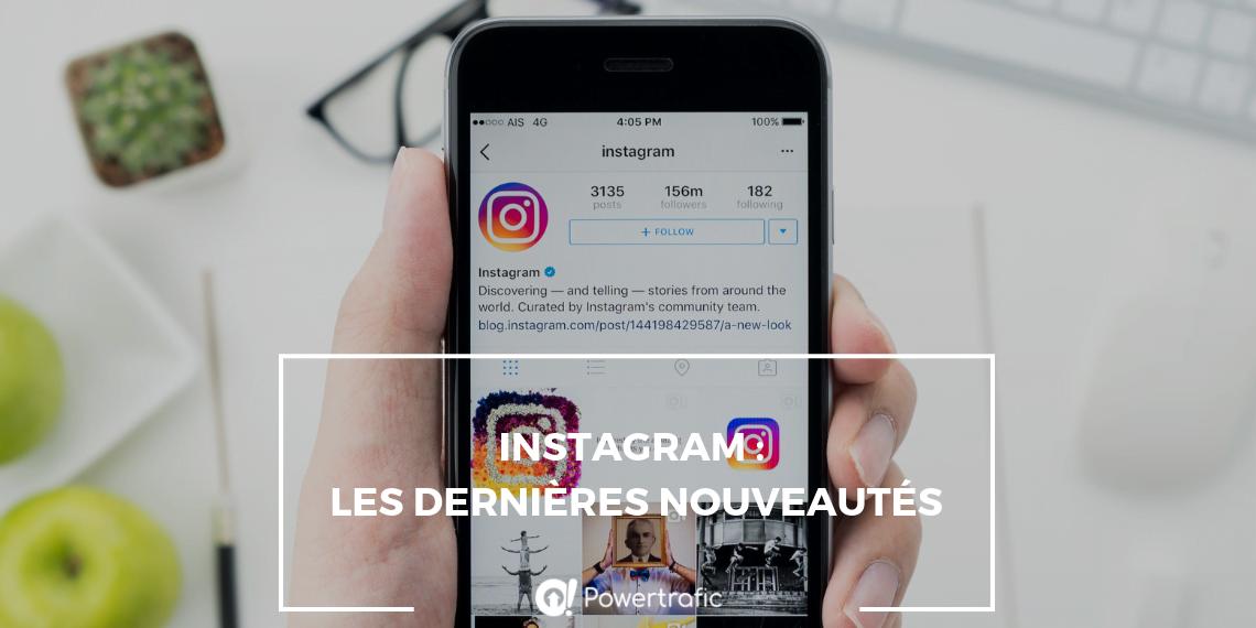 Promoteet Analytics, les dernières nouveautés sur Instagram