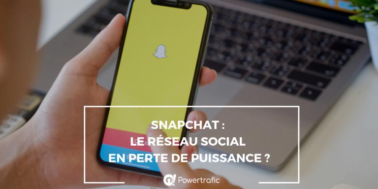 Snapchat : le réseau social en perte de puissance ?