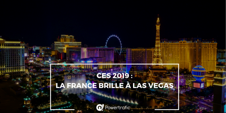 CES 2019 : La France brille à Las Vegas