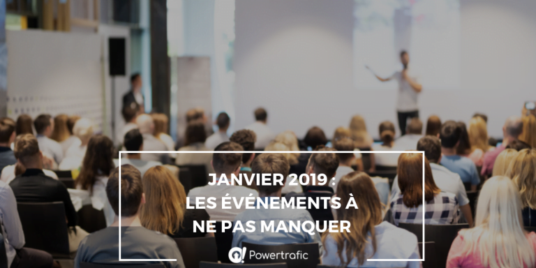 Agenda : janvier 2019 propose une multitude d'événements à ne pas manquer