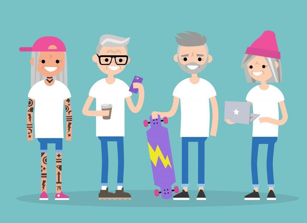 Les Sellennials : ces jeunes qui utilisent de l'ancien pour faire du neuf