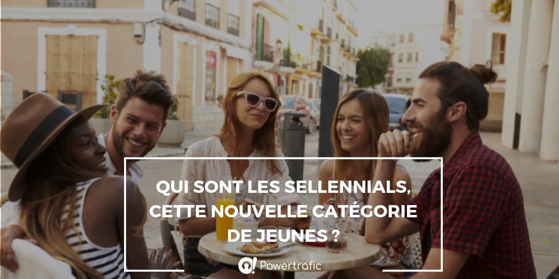 Découvrez la nouvelle catégorie de jeune : les Sellennials !