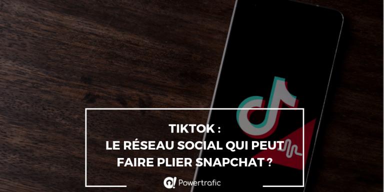 Quel est l'avenir de Snapchat face à son nouveau concurrent TikTok ?