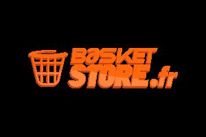 Logo Basket-Store : Vente de vêtements et accessoires de basketball