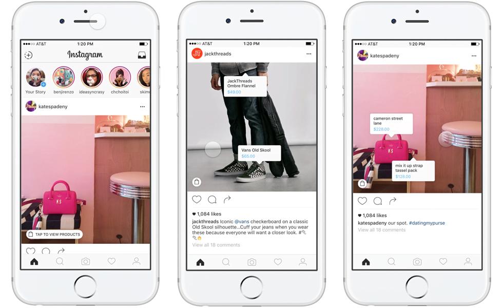 Instagram Shopping : la fonctionnalité e-commerce sur les réseaux sociaux