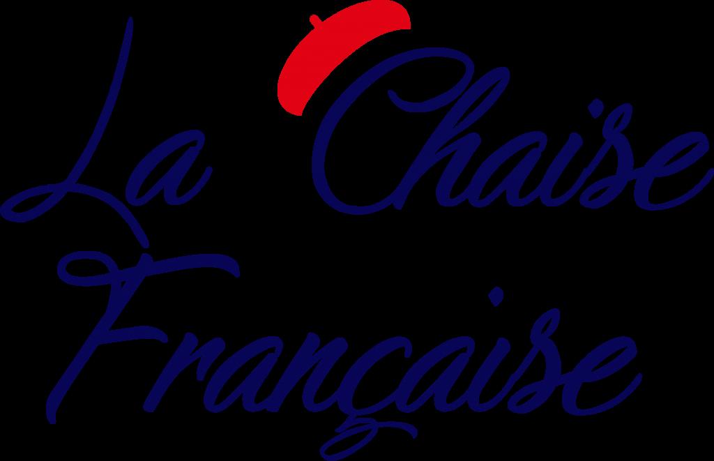 La Chaise Française adopte les couleurs de la France et un béret pour son logo