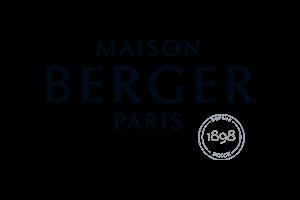 Logo Maison Berger : parfums d'intérieur