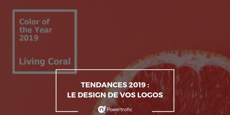 Tendances 2019 : le design de vos logos