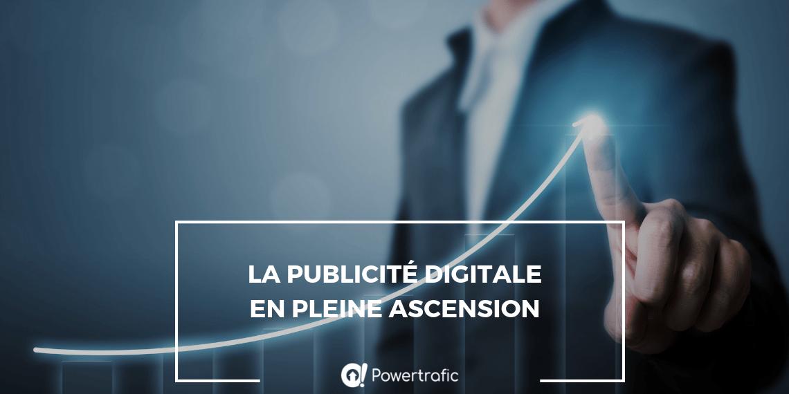La publicité digitale à son plus haut niveau depuis 10 ans