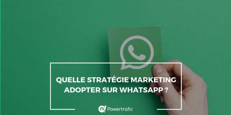 Quelle stratégie marketing adopter sur WhatsApp ?