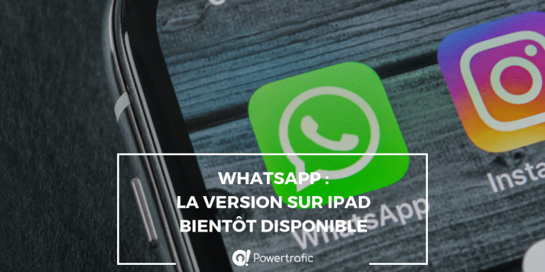 WhatsApp : la version sur iPad bientôt disponible