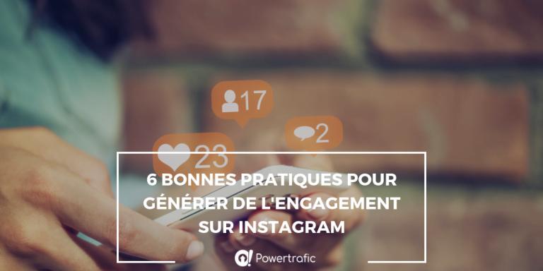 Les secrets pour générer de l'engagement sur Instagram