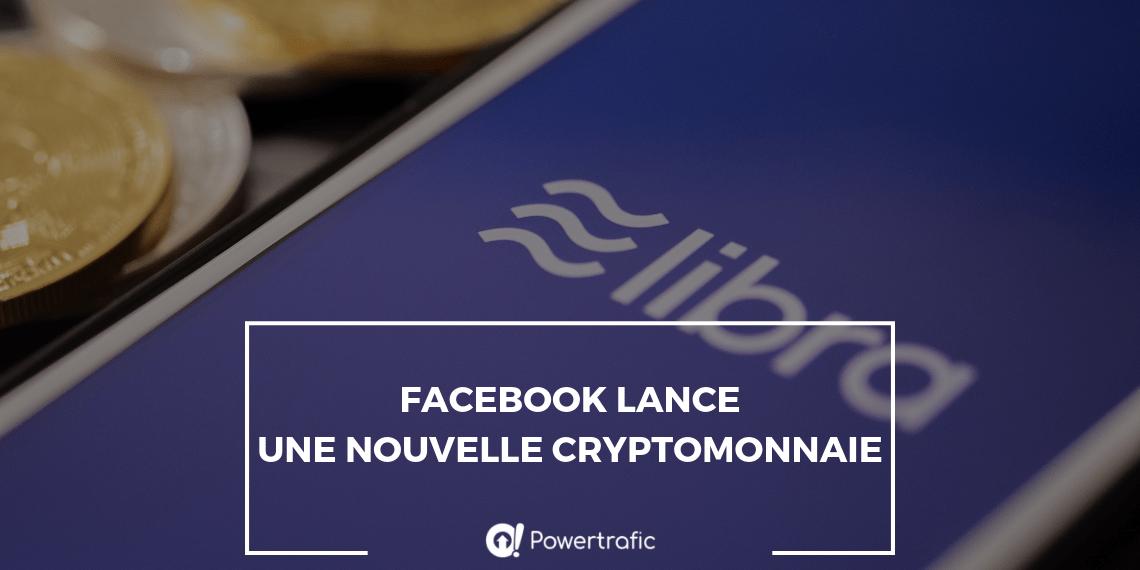 Facebook lance une nouvelle cryptomonnaie
