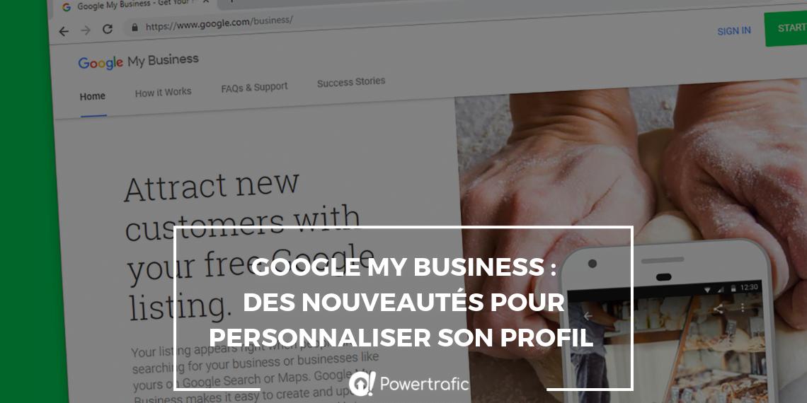 Nouveautés Google My Business : des outils pour vous valoriser et fidéliser