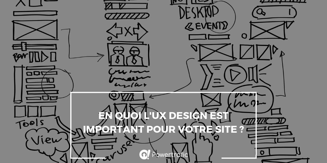 En quoi l'UX Design est important pour votre site ?