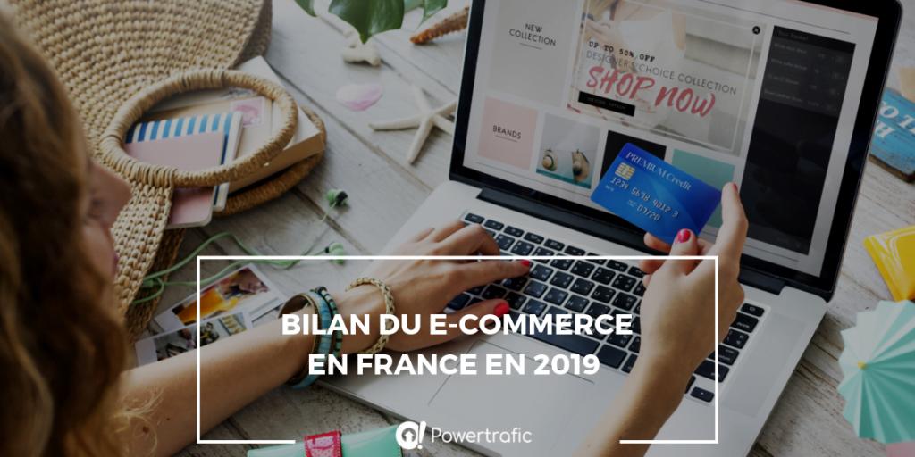 Bilan du e-commerce en France en 2019