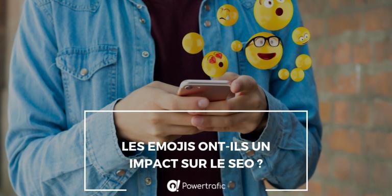 Les emojis ont-ils un impact sur le SEO ?