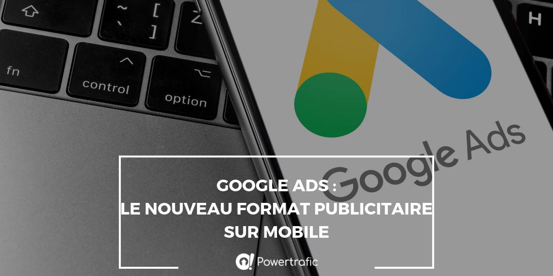 Google Ads ajoute un carrousel de liens sponsorisés