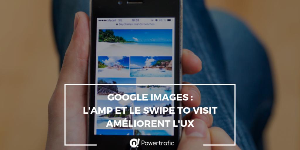 Le format AMP arrive sur Google Images