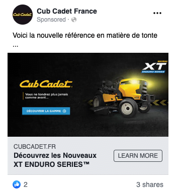 visuel-cub-cadet-facebook-ads-1