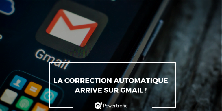 La correction automatique arrive sur Gmail