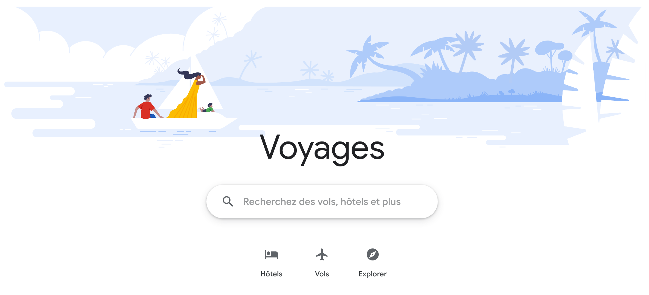 google travel desktop